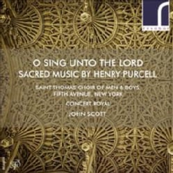 Henry Purcell - Purcell: O Sing Unto The Lord