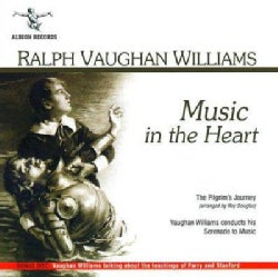 Liverpool Philharmonic Orchestra - Vaughan Williams: Music in the Heart- Serenade to Music, The Pilgrim's Journey
