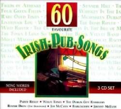 Various - 60 Favourite Irish Pub Songs