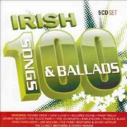 Various - 100 Irish Songs and Ballads