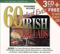 Various - 60 Greatest Ever Irish Ballads