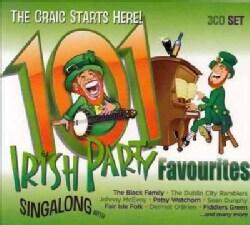 Various - Irish Partytime Favourites