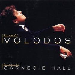 ARCADI VOLODOS - LIVE AT CARNEGIE HALL (RHAPSODIE HO