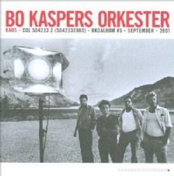 Bo Orkester Kaspers - Kaos