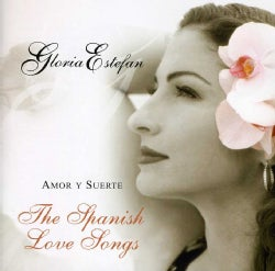 GLORIA ESTEFAN - AMOR Y SUERTE (SPANISH LOVE SONGS)