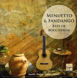 FANDANGO: BEST OF BOCCHERINI - FANDANGO: BEST OF BOCCHERINI ( MENUETT & GITARRENQ