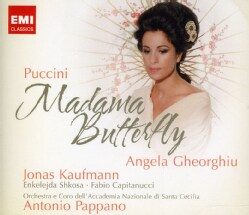 ANTONIO PAPPANO/ANGELA GHEORGHIU - PUCCINI: MADAMA BUTTERFLY