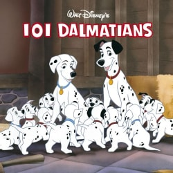 Various - 101 Dalmations (OST)