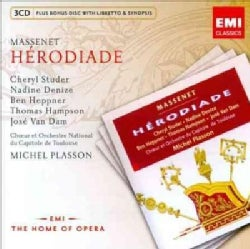 Michel Plasson - Massenet: Herodiade
