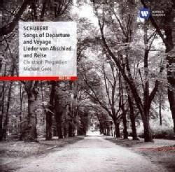 Christoph Pregardien - Red Line: Schubert- Songs Of Departure And Voyage