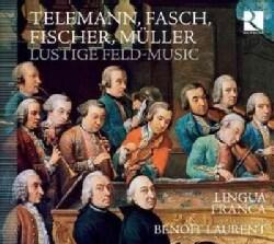 Lingua Franca - Lustige Feldmusik