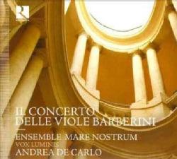 Ensemble Mare Nostrum - Frescobaldi: The Barberini Consort of Viols