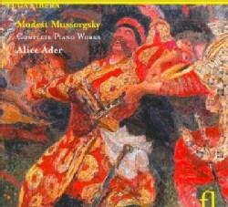 Modest Mussorgsky - Mussorgsky: Piano Works