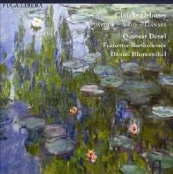 Danel Quartet - Debussy: Quartet, Trio & Dances