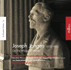 5 Beaufort Brussels Woodwind Quintet - Jongen: On the Wings of Winds
