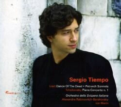 Sergio Tiempo - Liszt: Dance of the Dead/Petrarch Sonnets
