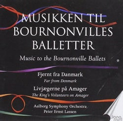 Aalborg Symphony Orchestra - Bournonville Ballets, Vol. 5