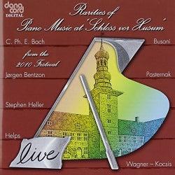 Various - Rarities Of Piano Music