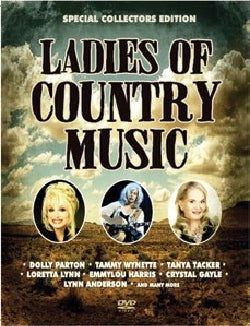 Ladies of Country Music (DVD)