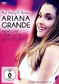 The Story of Ariana Grande (DVD)