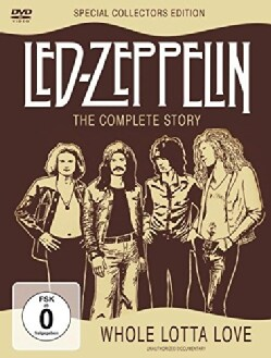 Led Zeppelin: The Complete Story (DVD)