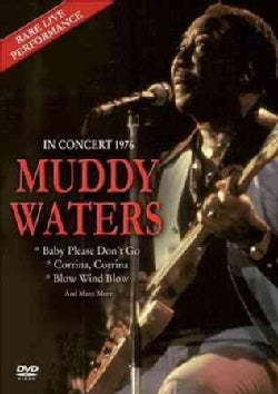 Muddy Waters in Concert: 1976 (DVD)