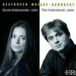 Schubert - Beethoven/Mozart/Schubert: Sonatas