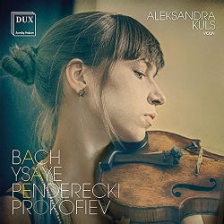 Aleksandra Kuls - Works for Violin