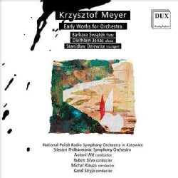 National Polish Radio Symphony Orchestra In Katowice - Meyer: Early Works for Orchestra