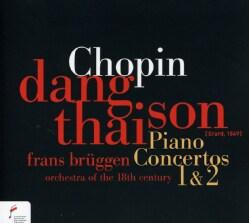 Dang Thai Son - Chopin: Piano Concertos 1 & 2