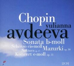 Yulianna Avdeeva - Chopin: Piano Concerto E Minor/Sonata in B Flat Minor