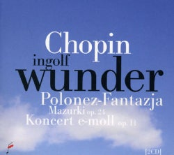 Ingolf Wunder - Chopin: Polonaise-Fantasia in A flat major