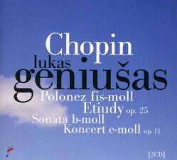 Lukas Geniusas - Chopin: Polonaise in F Sharp Minor