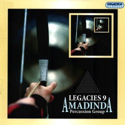 AMADINDA PERCUSSION GROUP - LEGACIES 9