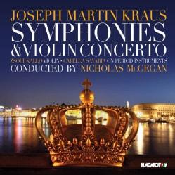 Zsolt Kallo - Kraus: Symphonies & Violin Concerto
