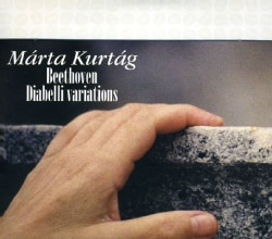Marta Kurtag - Beethoven: Diabelli Variations