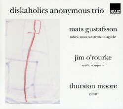 Diskaholics Anonymous Trio - Diskaholics Anonymous Trio