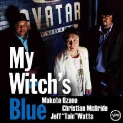 "Jeff ""tain"" Watts - My Witch's Blue"