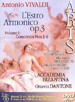 Stefano Montanari/Ottavio Dantone/Fiorenza De Donatis - Vivaldi: L'estro Armonico Op 3 Vol 1