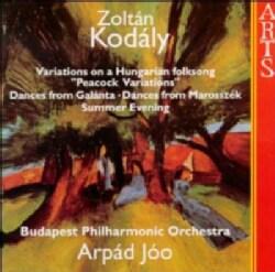 Budapest Po/Arp Joo - Kodaly: Peacock Variations Dance Summer Evening