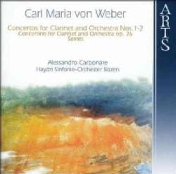 Alessandro Carbonare - Von Weber: Concertos for Clarinet and Orchestra