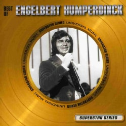 ENGELBERT HUMPERDINCK - BEST OF SUPERSTAR SERIES
