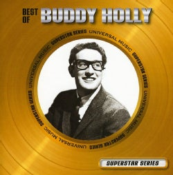 BUDDY HOLLY - BEST OF SUPERSTAR SERIES
