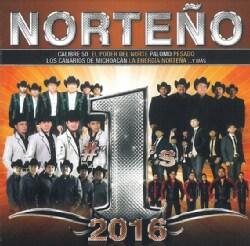 Various - Norteno #1's 2016