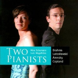 Nina Schumann - Two Pianists: Nina Schumann & Luis Magalhaes