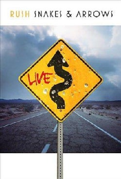 Snakes and Arrows Live (Blu-ray Disc)