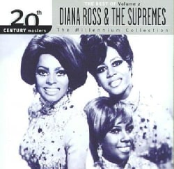 Diana & The Supremes Ross - 20th Century Masters- The Millennium Collection: The Best of Diana Ross & The Supremes Vol. 2