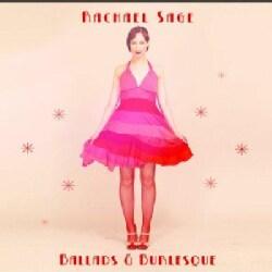 Rachel Sage - Ballads & Burlesque