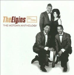 Elgins - Motown Anthology