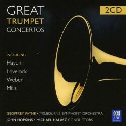 Melbourne Symphony Orchestra - Great Trumpet Concertos